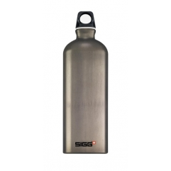 Gourde Traveller Bottles Smoked Pearl 1.0 l