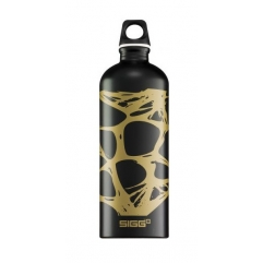 Gourde X-Ray 1.0 l black