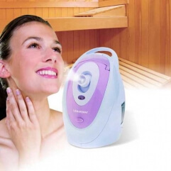 Sauna de visage Facial Steam