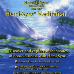 CD Hemi-Sync Meditation