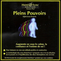 CD audio Pleins Pouvoirs