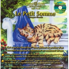CD audio Le petit somme