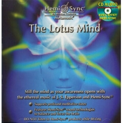 CD audio The Lotus Mind (Relaxation-Méditation)
