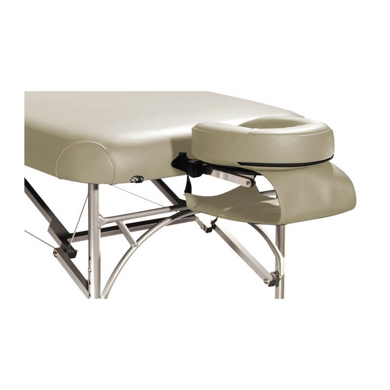 Table massage pliante structure aluminium table l g re - Table de massage d occasion ...