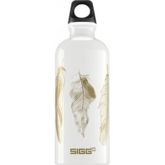 SIGG Gourde Feathers White 0.6 l