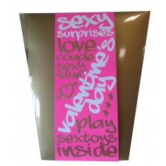 Pochette surprise Saint Valentin Tag