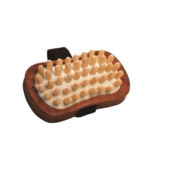 Brosse de massage anti-cellulite