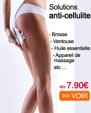 solution contre la cellulite