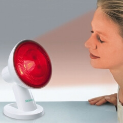 Lampe infrarouge IRL 150W