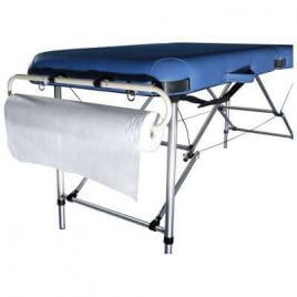 Rouleau de papier jetable pour table massage