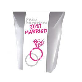 Coffret sexy surprise just married