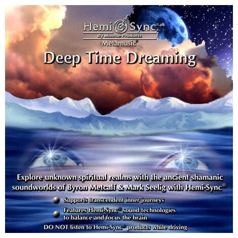 CD audio Deep Time Dreaming