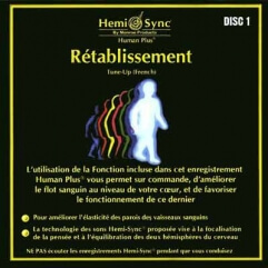 CD audio Rétablissement