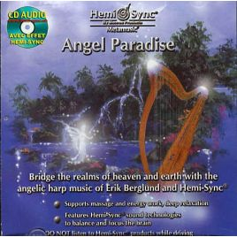 CD audio Angel Paradise