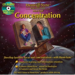 CD audio concentration