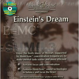 CD audio Einsteins dream