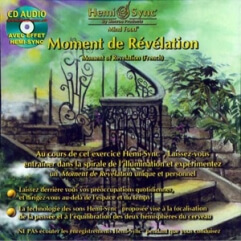 CD audio Moment de Révélation