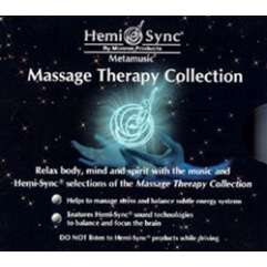 CD audio Massage Therapy Collection