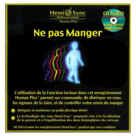 CD audio Manger / Ne pas Manger