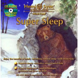 CD audio Super sleep
