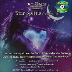 CD audio Star Spirits