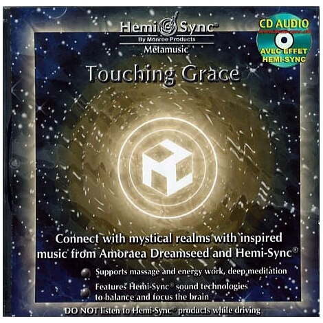 CD audio Touching Grace