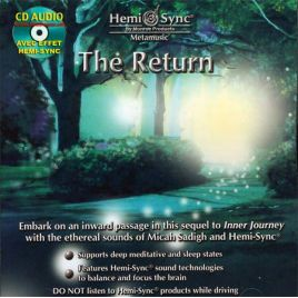 CD audio The Return