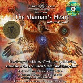 CD audio The Shamans Heart