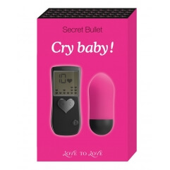 Jouet intime Cry Baby
