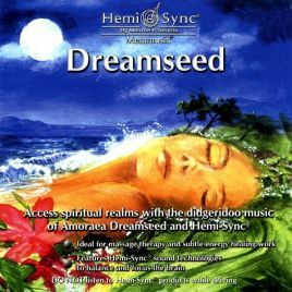 CD audio Dreamseed