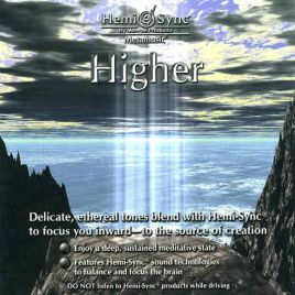CD audio Higher Hemi-sync