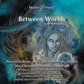 CD audio Between Worlds