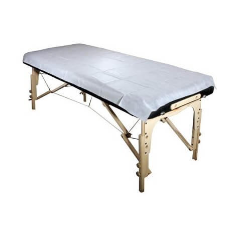 drap de protection jetable pour table de massage. Black Bedroom Furniture Sets. Home Design Ideas