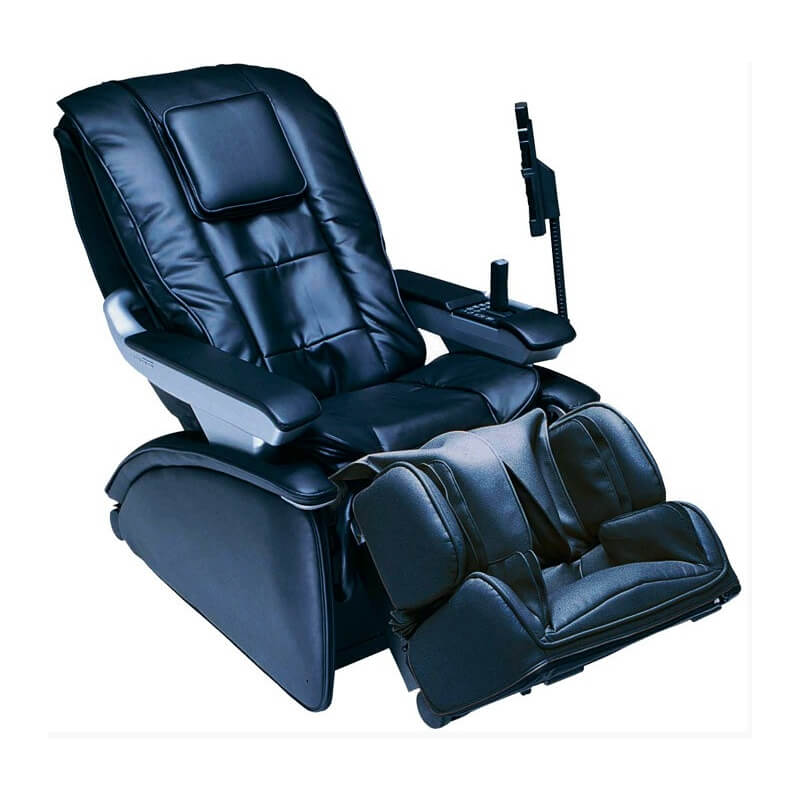 fauteuil massant relaxant inada hcp d6 robostic ebay. Black Bedroom Furniture Sets. Home Design Ideas