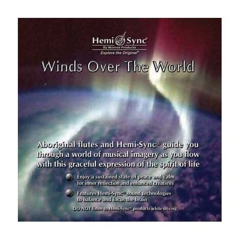 CD audio Winds over the world