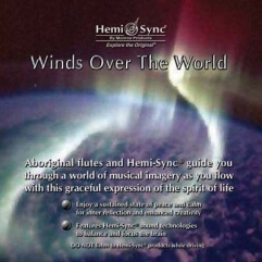 CD Hemi-Sync Winds over the world