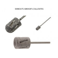 Embout abrasif callosité Promed