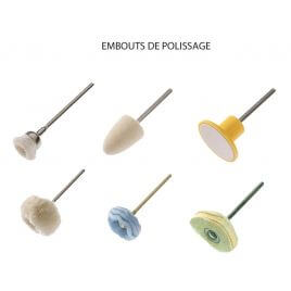Embout polissage Promed