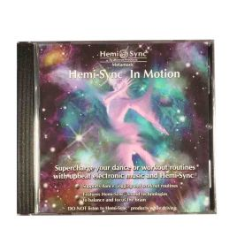 CD audio In Motion