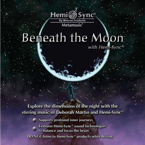 CD audio Beneath the Moon