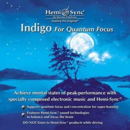 CD audio Indigo for Quantum Focus