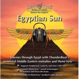 CD audio Egyptian sun
