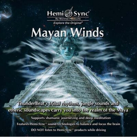 CD audio Mayan Winds