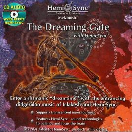 CD audio the Dreaming Gate