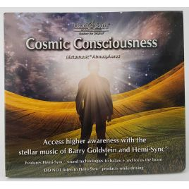 CD audio Cosmic Consciousness