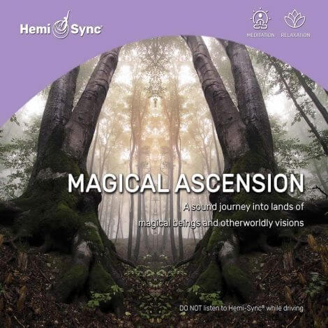 CD audio Magical Ascension