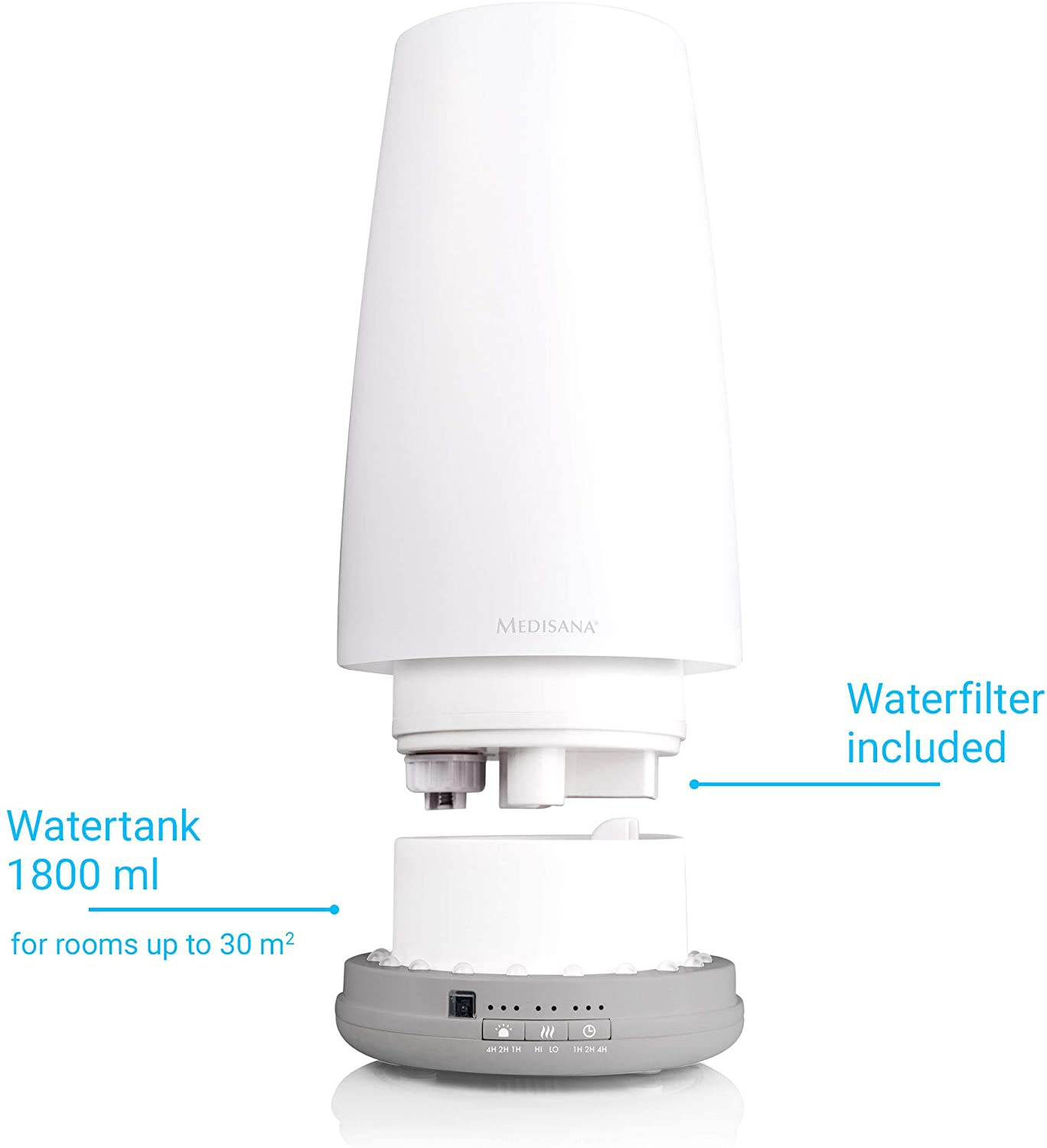 Humidificateur d'air AH 670