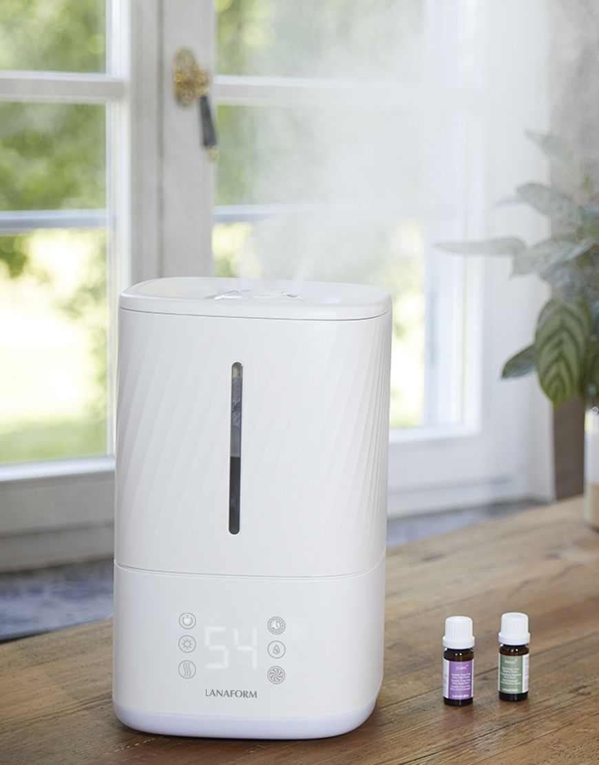 Humidificateur d'air chaud / froid