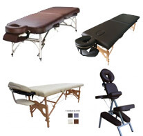 Table massage alu